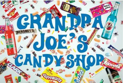Protected: Grandpa Joe's Candy